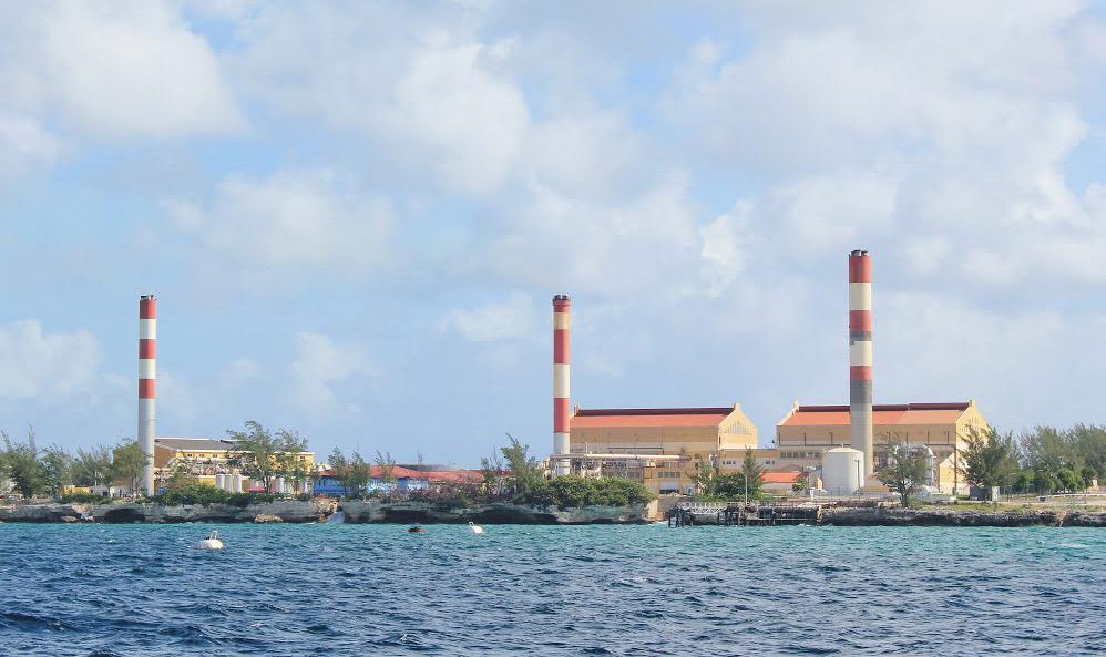 Central diesel Clifton Pier, Nassau – Bahamas