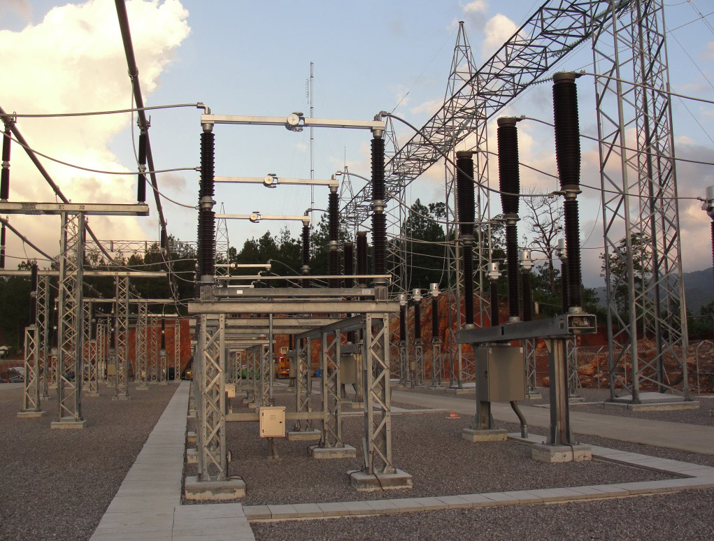 Substation 230 kV Renace II, Guatemala